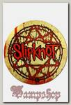 Коврик для мыши RockMerch Slipknot кровавая пентаграмма