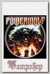 Наклейка-стикер Rock Merch Powerwolf