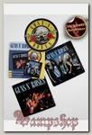 Набор стикеров RockMerch Guns n Roses