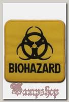 Термонашивка Biohazard