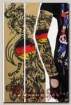 Тату-рукав Germany