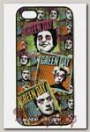 Чехол RockMerch для Apple iPhone Green Day