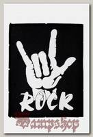 Нашивка Rock