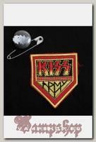 Нашивка Kiss Army