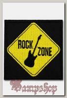 Термонашивка Rock Zone