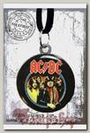Кулон RockMerch AC DC Highway to Hell