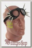 Кибер-очки гогглы с 10 шипами