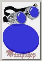 Сменная линза для гогглов синяя