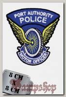 Термонашивка Police