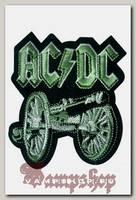 Термонашивка AC DC