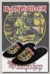 Тапочки Iron Maiden