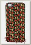 Чехол RockMerch для Apple iPhone Skulls and Roses