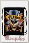 Мешок заплечный Guns n Roses