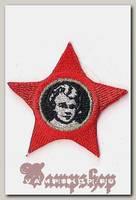 Термонашивка Звезда