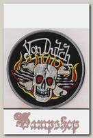 Термонашивка Von Dutch