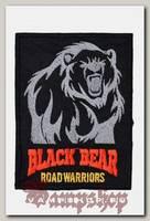 Нашивка RockMerch Black Bear