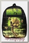 Рюкзак Bring Me The Horizon череп из кожзаменителя