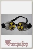 Кибер-очки гогглы Радиоактивная опасность