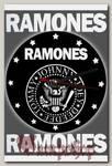Часы настенные RockMerch Ramones