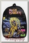 Рюкзак Iron Maiden из кожзаменителя