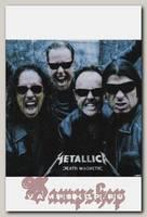 Нашивка Metallica Death Magnetic