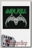 Нашивка Overkill