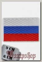 Термонашивка Флаг России большой