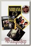 Набор стикеров RockMerch Nirvana