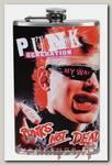 Фляга RockMerch Punk Not Dead
