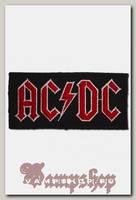 Нашивка RockMerch AC DC
