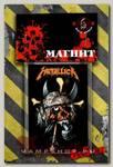 Магнит RockMerch Metallica