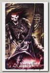 Наклейка-стикер Rock Merch Гитарист