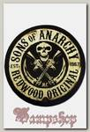 Коврик для мыши RockMerch Sons of Anarchy Redwood original