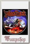 Наклейка-стикер Rock Merch Judas Priest