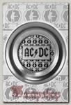 Тарелка AC/DC