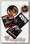 Набор стикеров RockMerch Linkin Park