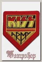 Термонашивка Kiss Army