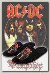 Тапочки AC/DC