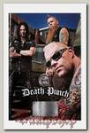 Тетрадь RockMerch 5 Finger Death Punch