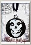Кулон RockMerch The Misfits логотип