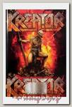 Тетрадь RockMerch Kreator