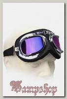 Ретро-очки Авиатор фиолетовые