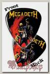 Медиатор Megadeth