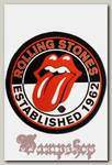 Коврик для мыши RockMerch The Rolling Stones Established 1962