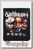 Нашивка Satyricon Rebel Extravaganza