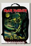 Портфель-ранец Iron Maiden текстильный