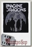 Нашивка Imagine Dragons