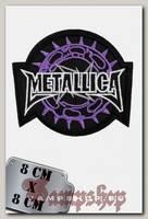 Термонашивка Metallica
