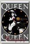 Часы настенные RockMerch Queen