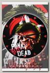 Часы настенные RockMerch Punks not Dead